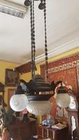 Antik német lámpa eladó