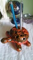 Eladó Tófej kerámia teknős