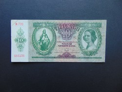 10 pengő 1936 B 270 Szép ropogós bankjegy