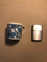 Régi kínai porcelán csésze