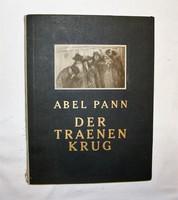 Judaika. Abel Pann,: DER TRAENEN - KRUG.