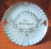 Pazar megjelenésű Német porcelán