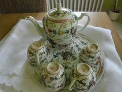 Kínai porcelán teás készlet