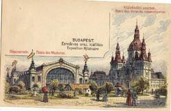1896-os Milleniumi  litho lapok