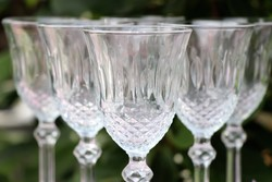 fehérboros ,pezsgős poharak