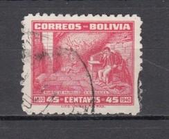 1941 Bolívia használtan (00011)