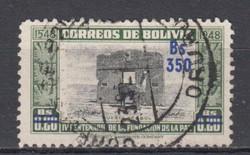 1957 Bolívia használtan (00014)