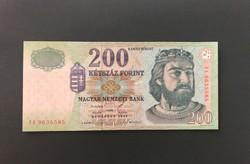 1998 FC 200 forint gyönyörű állapotban