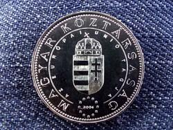 Ritkább címeres EU csatlakozás 50 Forint 2004 UNC, rolni bontásból