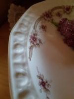 Rózsadombormintás,Winterling lapos tányérok-6 db
