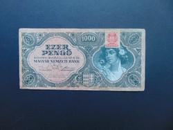1000 pengő 1945 F 356