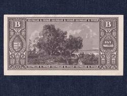 Háború utáni inflációs sorozat (1945-1946) 1000000 B.-pengő bankjegy 1946/id 9859/