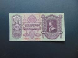 Csillagos 100 pengő 1930 E 040