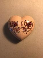 Ács Valéria: Kerámia bonbonier