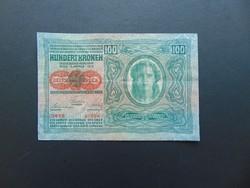 100 kronen 1912  01