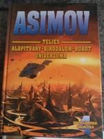 Asimov: teljes Alapítvány birodalom robot univerzum 4.