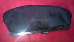 Alkalmi-szinházi táska-neszeszer fekete elegáns szép db.-Akciós ár !