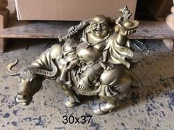 Bika/bivaly buddha szobor keleti