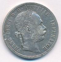Ezüst 1 Florinos 1882, T2