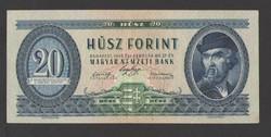 20 forint 1947.  EF!!  GYÖNYÖRŰ!!  RITKA!!