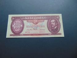 100 forint 1947 Kossuth címer Nagyon szép bankjegy !