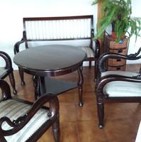 Antik bútor szett