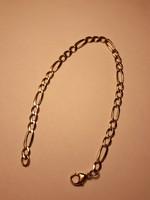 Jelölt tömör arany karkötő (5 gramm)