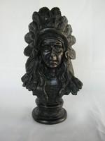 Indián szobor