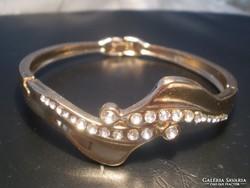 EXTRA minőségű arany goldfilled karkötő