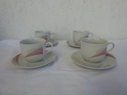 Moritz Zdekauer ( M & Z ) csehszlovák teás csésze készlet