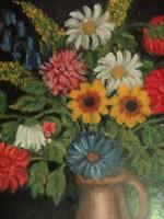 BÖHM LIPÓT POLDI eredeti festménye