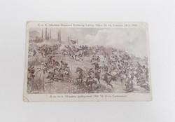 Custozzai csata 1866, a cs. és kir. 65. számú gyalogezred