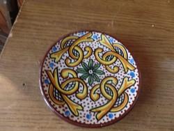 Spanyol tányér
