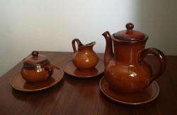 St Clement teás készlet