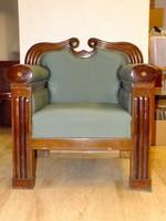 Biedermeier fotel önálló
