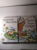 Meseköny csomag német angol