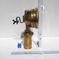 Hajólámpa régi ,vitorlás hajóorr lámpa  ,karbid lámpa 200.000 forint