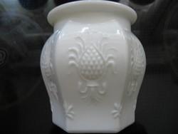 AVON tejüveg váza, tartó