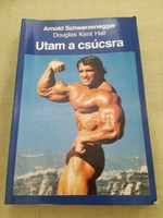 Arnold Schwarzenegger: Utam a csúcsra