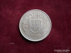 Svájci frank