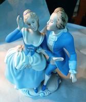 Royal Doux prcelán pár.  ( ép,sérülésmentes )