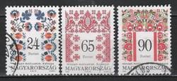 Magyar népművészet X. MPIK 4485-4487    200 Ft