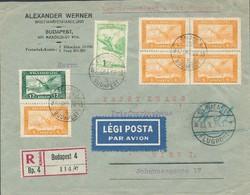 Légi posta 1930 Bécsbe!!!
