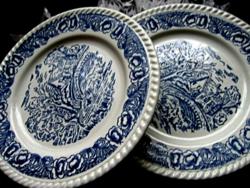 2 db új jelenetes tányér egyben