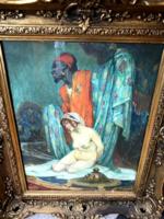 Udvary Géza - A rabszolgakereskedő (EREDETISÉGVIZSGÁLATTAL)