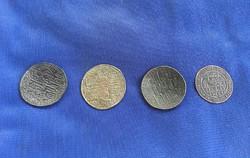III. Béla érmék 4 db - extra szépek