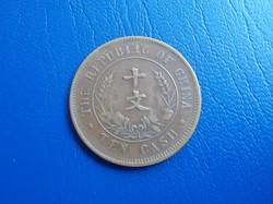 Kínai 10 cash 1920