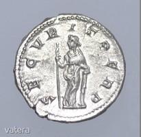 Gordianus Antoninian ( 4,1 g ) ritkább hátlap portré!