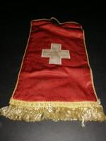 Antik Svájci zászló - EP