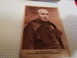 Nagyon ritka lap gyűjteményből 31 Dr Csernoch János